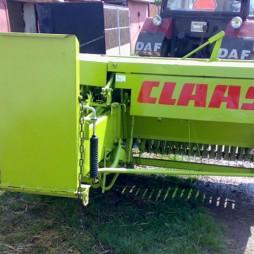 Сламопреса CLAAS